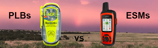 Emergency Beacon for Hiking | PLBs vs ESMs
