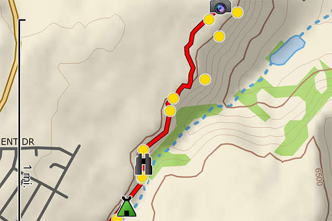 Garmin inReach Navigation