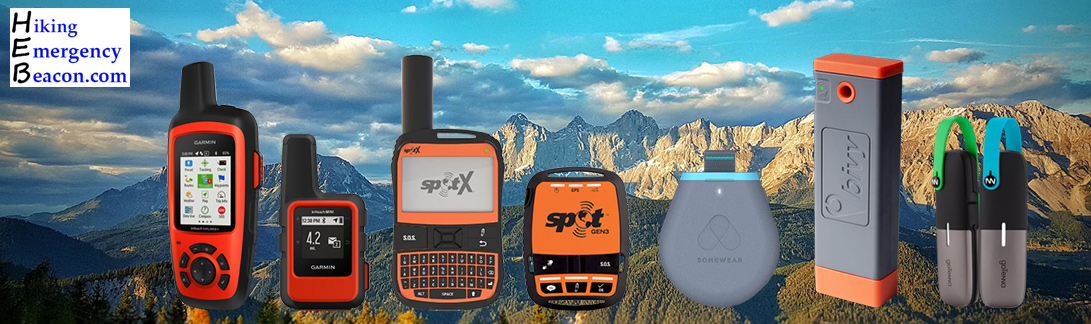 Satellite Messengers Hiking