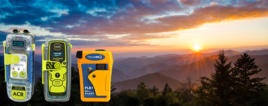 Personal Locator Beacon Hiking