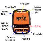 SPOT Gen3 GPS Tracker