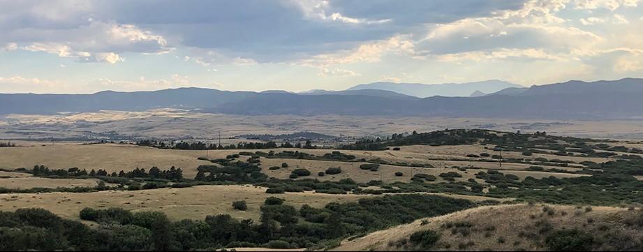 Denver Colorado Hiking Trails Highlands Point Trail