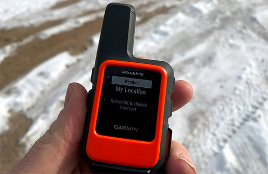Garmin inReach Mini | 1st Field Test