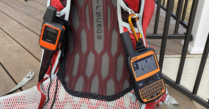 Garmin inReach Mini vs SPOT X