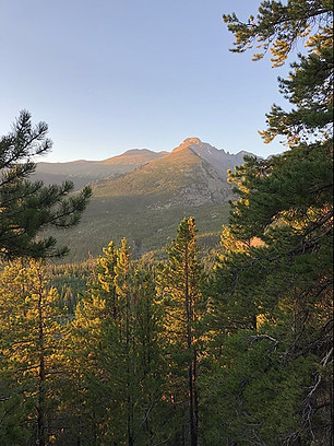 Hiking Tails in Colorado Longs Peak