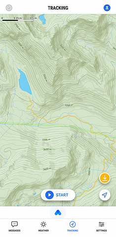 Somewear Topo Map