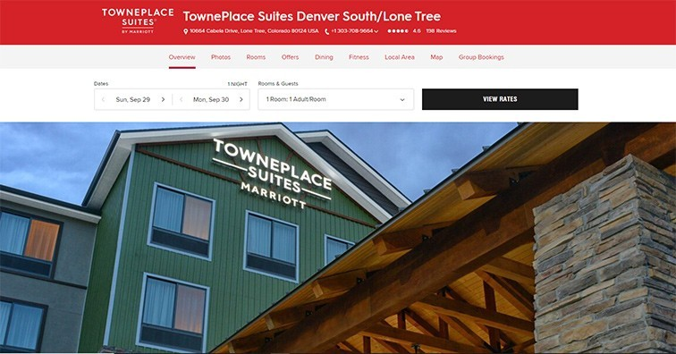 Towneplace Suites by Marriott Denver Lone Tree